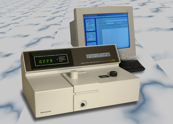 23RS Spectrophotometer